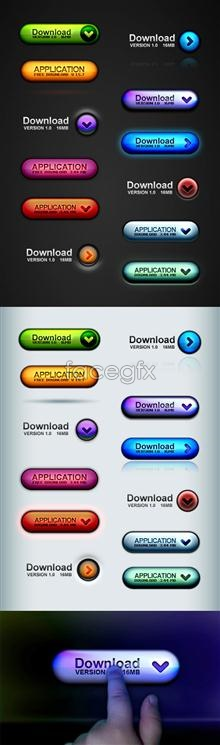 Link toStereo button icon psd