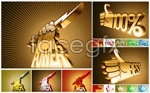 Link toStereo hands theme vector