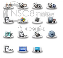 Link toStereo system desktop icons