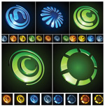 Link toStereoscopic circular icons