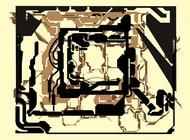 Link toStrange patterns vector free