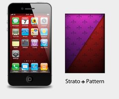 Link toStrato pattern wallpaper