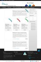 Link toStuns - wordpress blog design