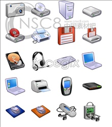 Link toStylish appliances icons