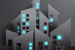 Link toStylish building construction background vector