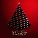 Link toStylish christmas tree vector