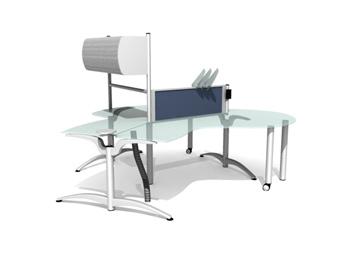 Link toStylish desk 3d model
