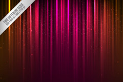 Link toStylish neon backgrounds vector