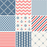 Stylish traditional pattern vector