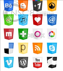 icons used frequently pages web Stylish