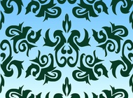 Link toStylized pattern vector free