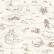 Link toSummer beach vintage pattern seamless vector 01 free