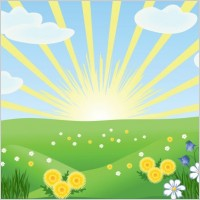 Link toSummer cartoon images 02 vector