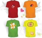 Link toSummer clothing print design vector