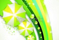 Link toSummer crisp background vector