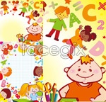 Link toSummer fun for children vector