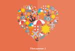 Link toSummer of love illustration vector