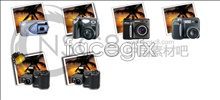 Link toSunset view camera icon series