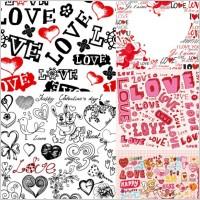 Link toSuper cute valentine day background vector
