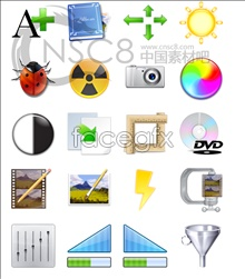 Link toSuper fine series icons