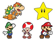 Link toSuper mario characters vector free