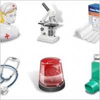 Link toSuper vista medical icons icons pack