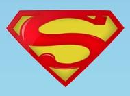 Link toSuperman logo vector free