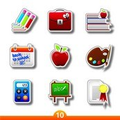 Link toSupplies tag vector