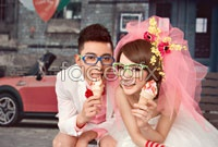Link toSweet and non-mainstream wedding hd pictures