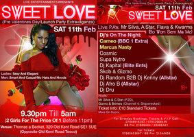 Link toSweet love flyer