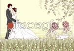 Link toSweet marriage vector _93