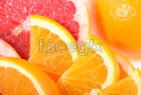Link toSweet oranges slices high definition pictures