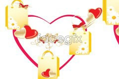 Link toSweet valentine hearts vector designs