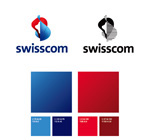 Link toSwitzerland telecom logo vector