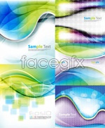 Link toSymphony dynamic background 2 vector