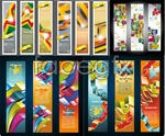 Link toSymphony dynamic banners vector