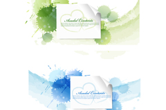 Link toSymphony inks banner vector