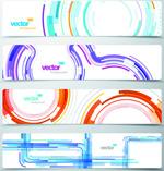 Link toSymphony line banner vector