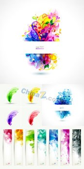 Link toSymphony of creative pattern vector