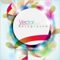 Link toSymphony of dynamic background pattern 01 vector