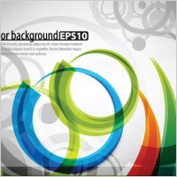 Link toSymphony of dynamic lines of the background vector 2