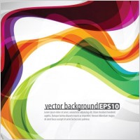 Link toSymphony of dynamic lines of the background vector 4