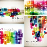 Link toSymphony of the background vector fashion