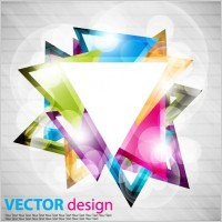 Link toSymphony triangle vector background