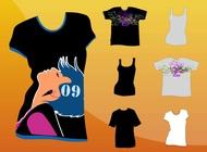 Link toT-shirt graphics vector free