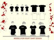 Link toT-shirt illustrations vector free