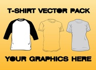 Link toT-shirt vector pack free