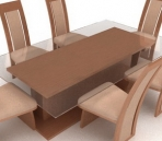Link toTables 7-meal tables 2 3d model