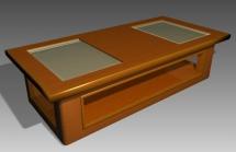 Link toTables a009 3d model
