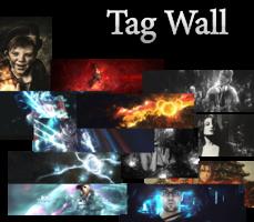 Link toTagz wall